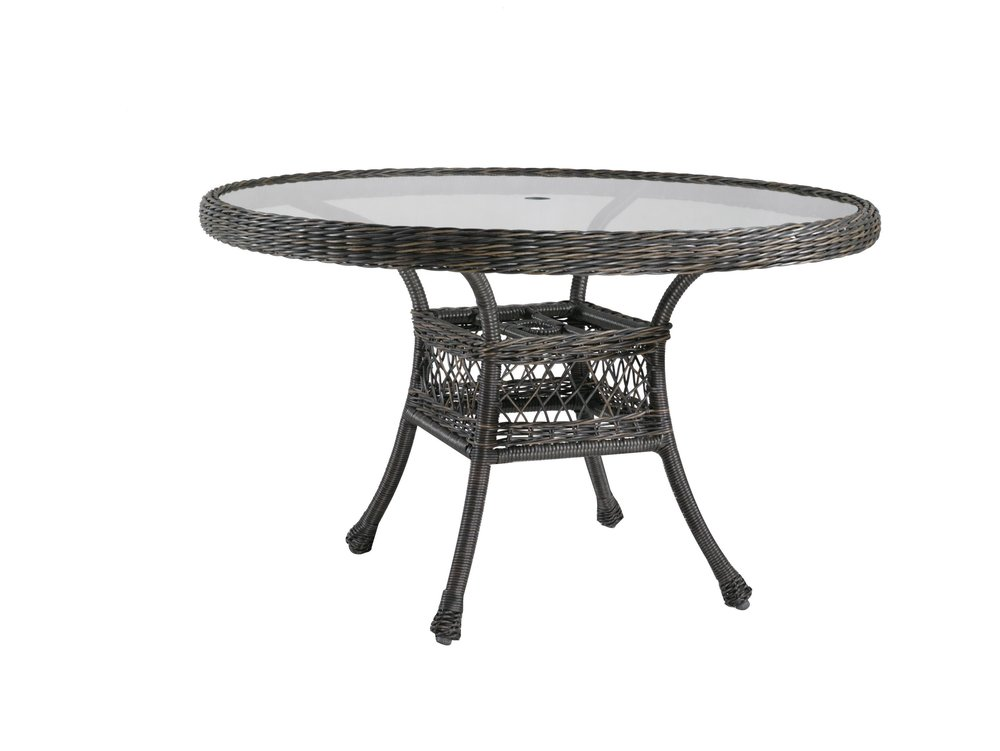 "990048 48"" Round Dining Table         48"" dia x 30"""