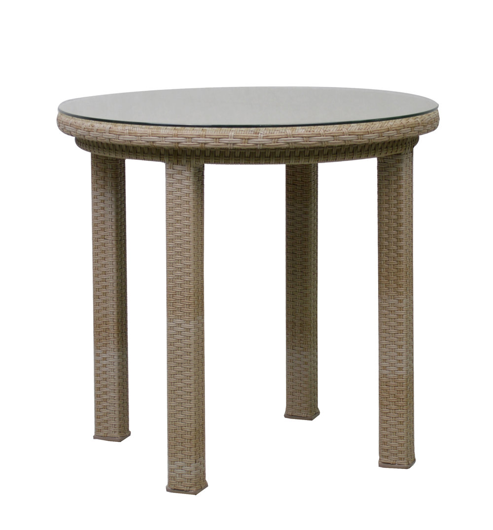 "886728 Zen Bistro Table   28"" dia 29"""