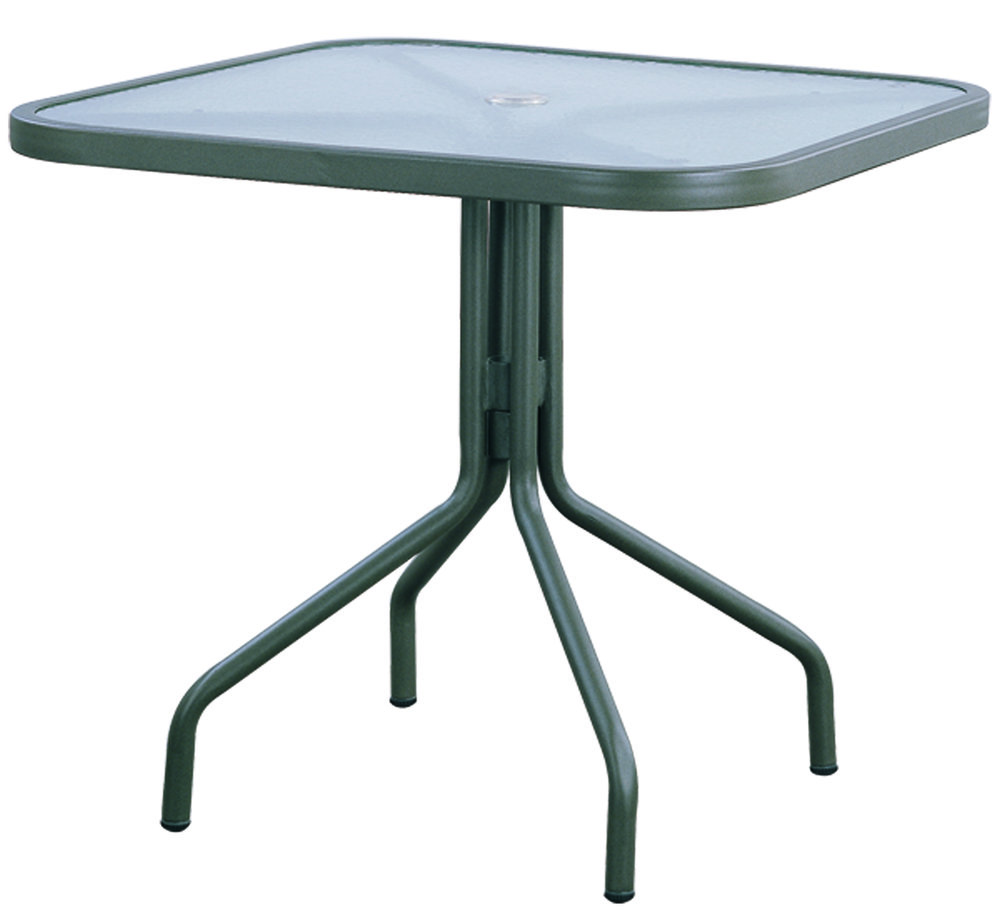 "BR-32S 32"" Square Table                     33.1"" x  40.8""  x  38.9"""
