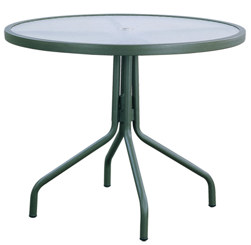"BR-36R 36"" Round Table                             24.8"" x  24.8""  x  11.1"""