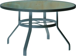 "B-48R 48"" Round Dining Table                30.2"" x  40.8""  x  38.9"""