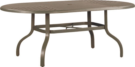 "R-76D 76"" Dining Table Base"