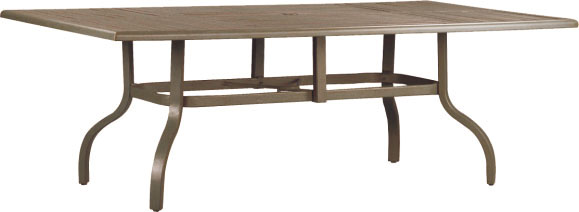 "R-92D-   84""/92""  Dining Table Base             R-6084D - 60"" x 84"" Dining Table Base                                                                      Top: W-6084 Farnham 60"" x 84"" Round Wood Top"