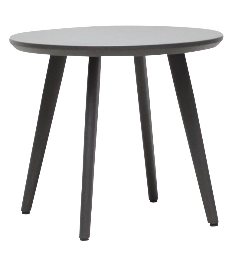 "AZ-24R 24"" Round End Table   24"" dia x 19"""