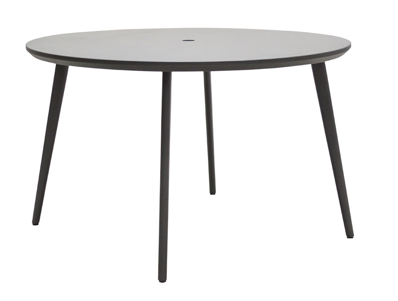 "AZ-48R 48"" Round Dining Table   48"" dia x 29"""