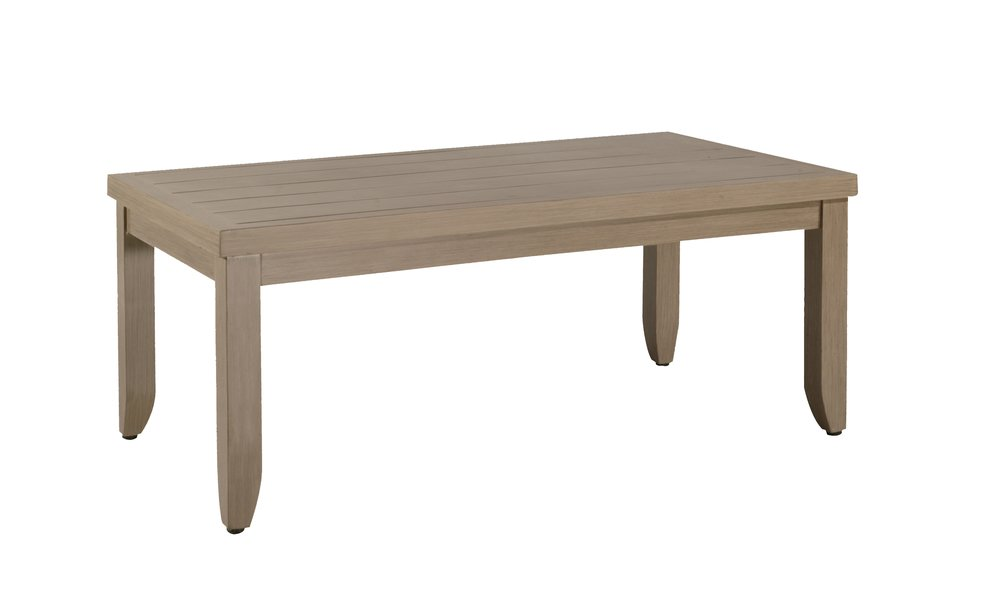 "MR-35 Coffee Table   26"" x 48"" x 17.5"""