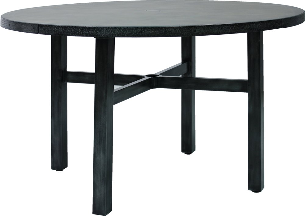 "ANB-48R 48"" Round Dining Table BASE   48"" x 48"" x 29"""
