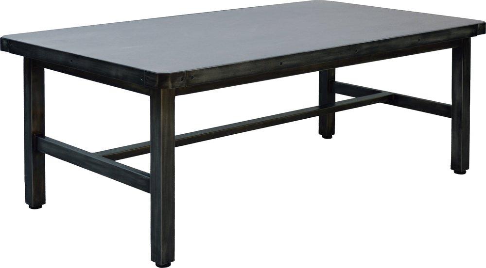 "ANB-2648 Rectangular Coffee Table BASE   26"" x 48"" x 19"""