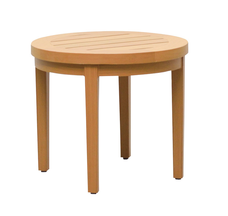 "MB-24R 24"" Round End Table   24"" dia x 19"""
