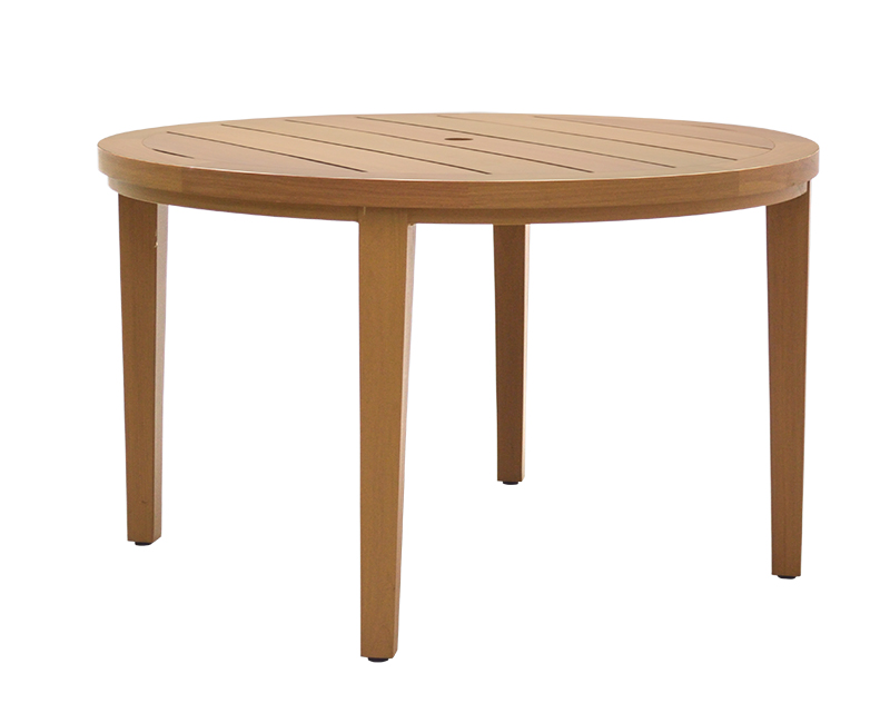 "MB-48R 48"" Round Dining Table   48"" dia x 29"""