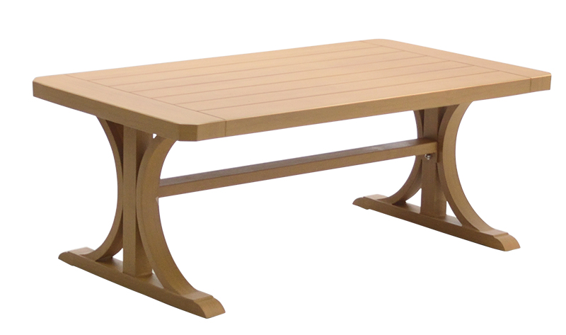 "NHPB-2648 26"" x 48"" Rect. Coffee Table BASE           26"" x 48"" x 16.7"""