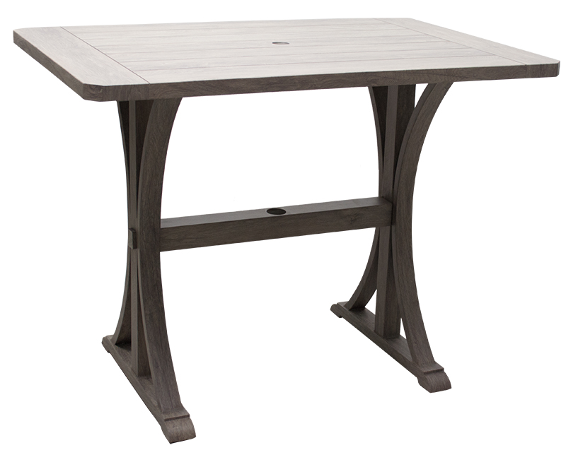 "NHPB-1648 Console Table BASE                 20"" x 54"" x 28"""