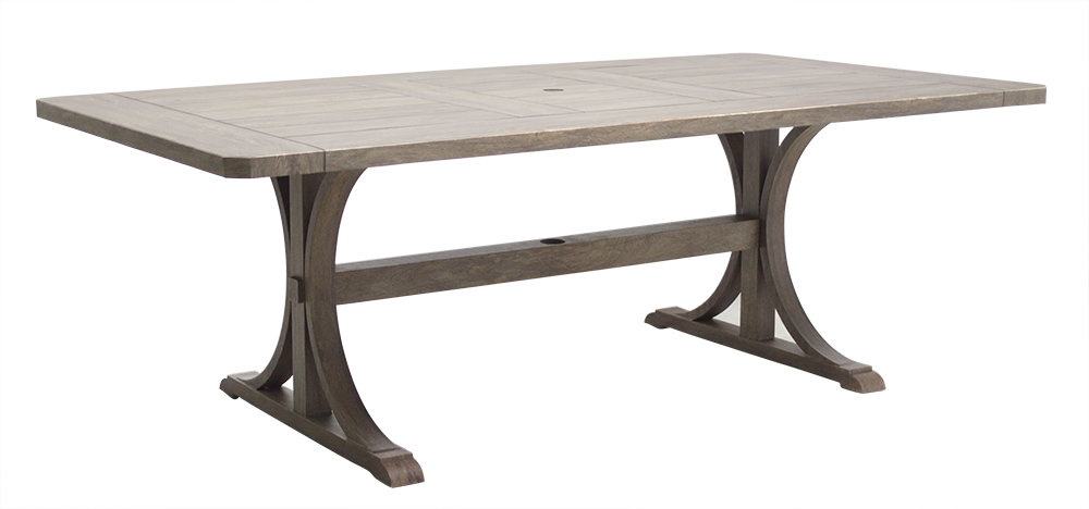 "NHPB-4484 84"" Rect. Dining Table BASE          44"" x 84"" x 27"""