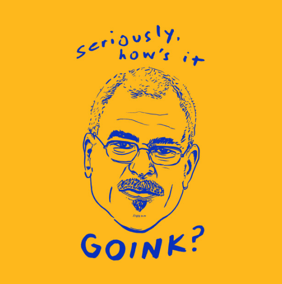 How s it Goink   blue    Knicks   T Shirt   TeePublic.png