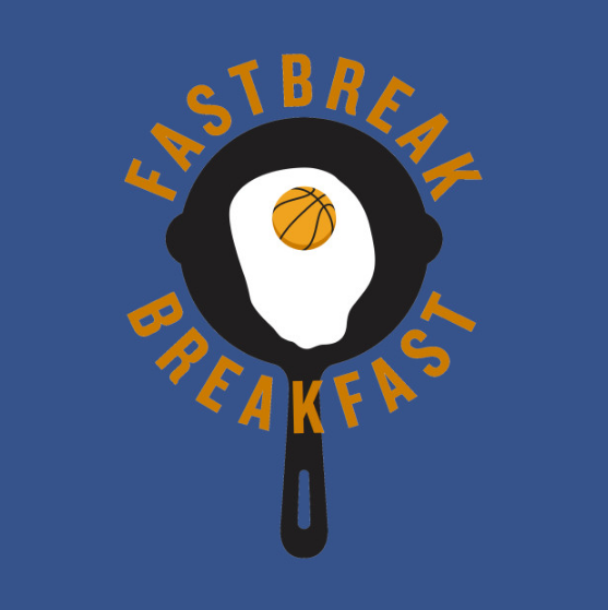Fastbreak Breakfast Logo   Nba Podcast   T Shirt   TeePublic.png