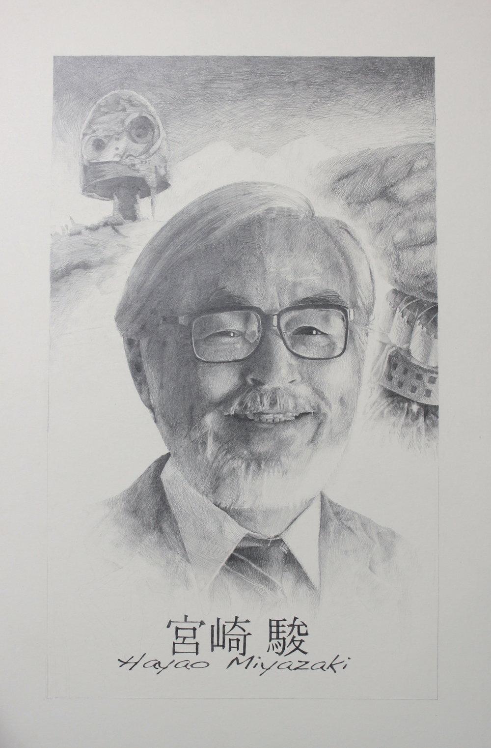 Hayao Miyazaki Montage