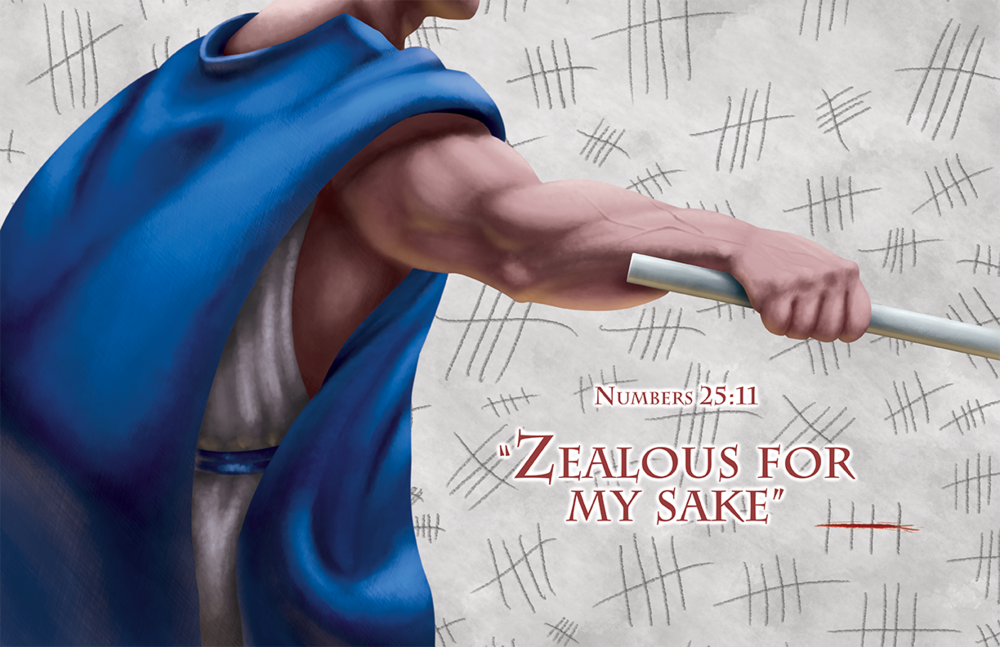 Zealous for My Sake