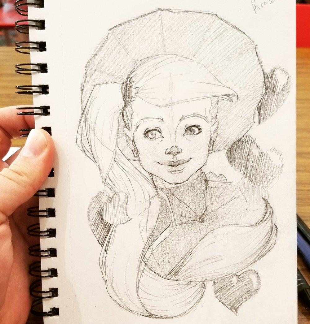 Avari Sketch