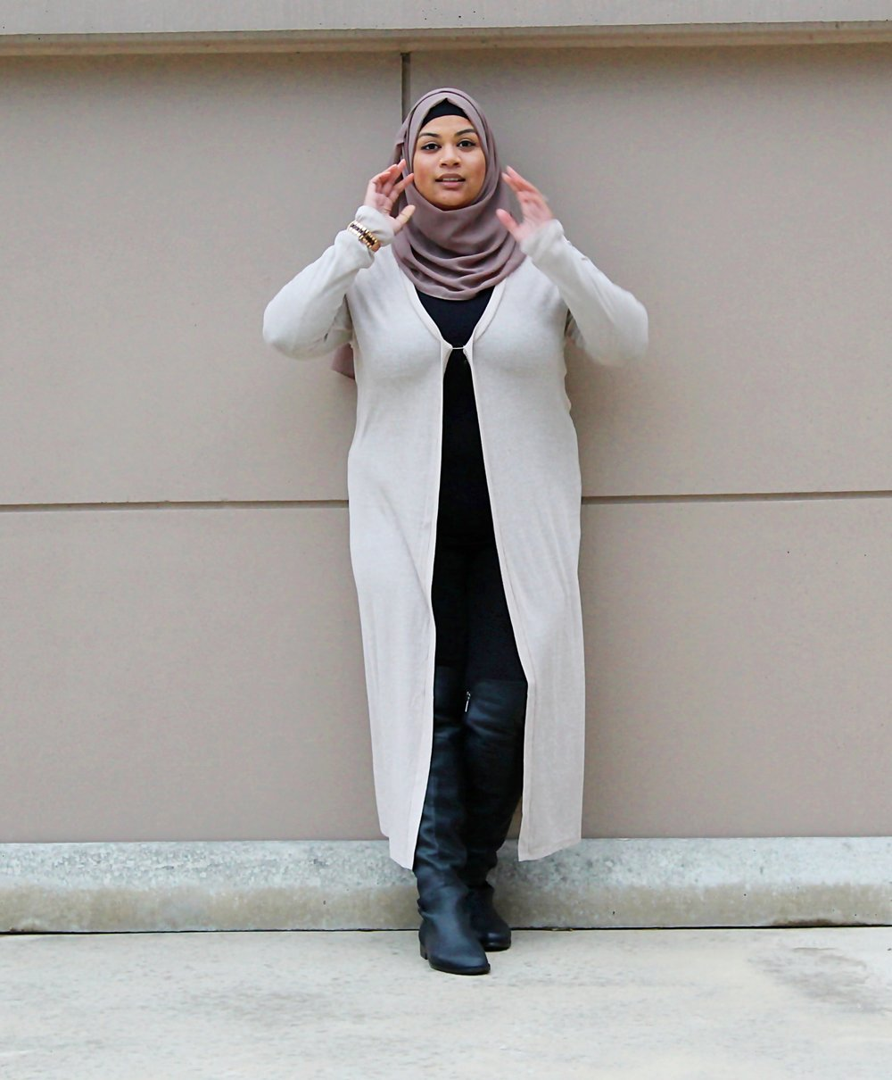 Four Things You Need to Know BEFORE You Buy a Maxi Cardigan