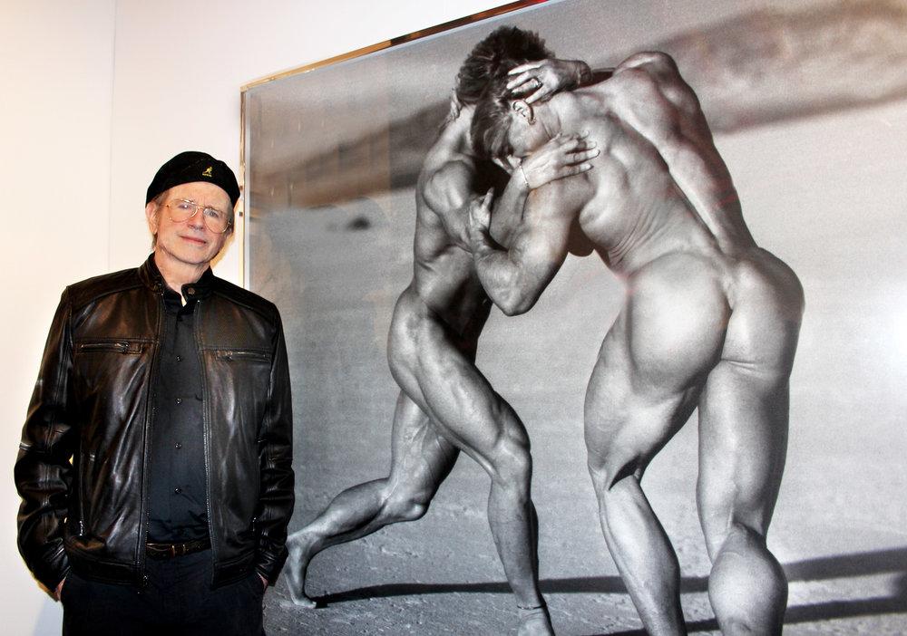 Bill Dobbinns with large print.jpg