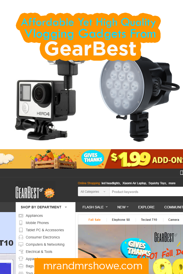Blog About Vlog Affordable Yet High Quality Vlogging Gadgets From GearBest1.png
