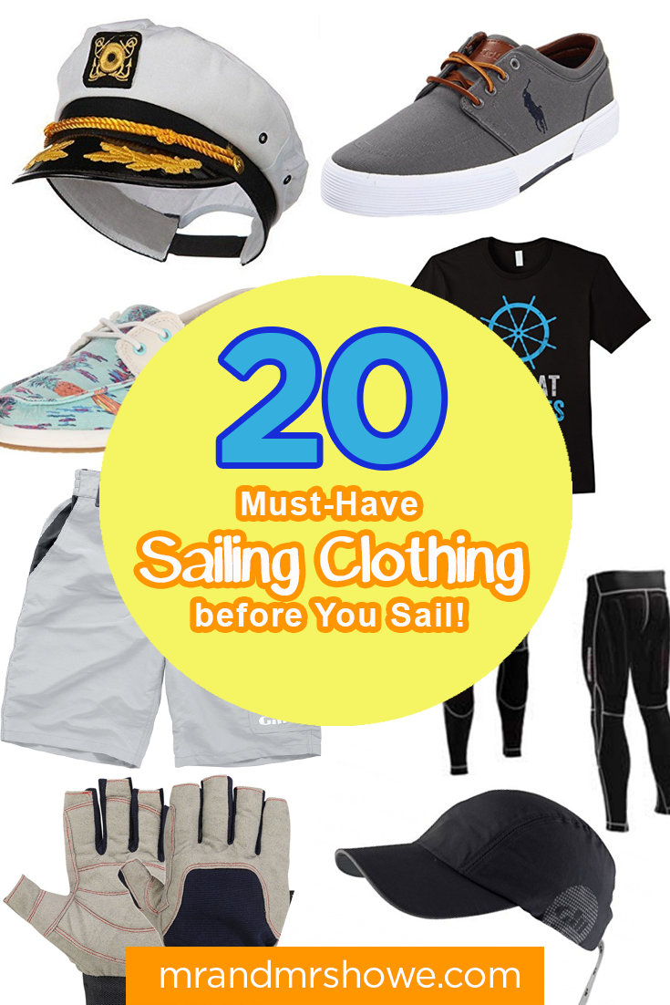 Your 20 Must-Have Sailing Clothing before You Sail!2.png
