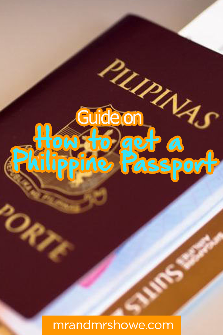 How To Apply For Philippines Passport In Dfa Your 2017 Step By Step