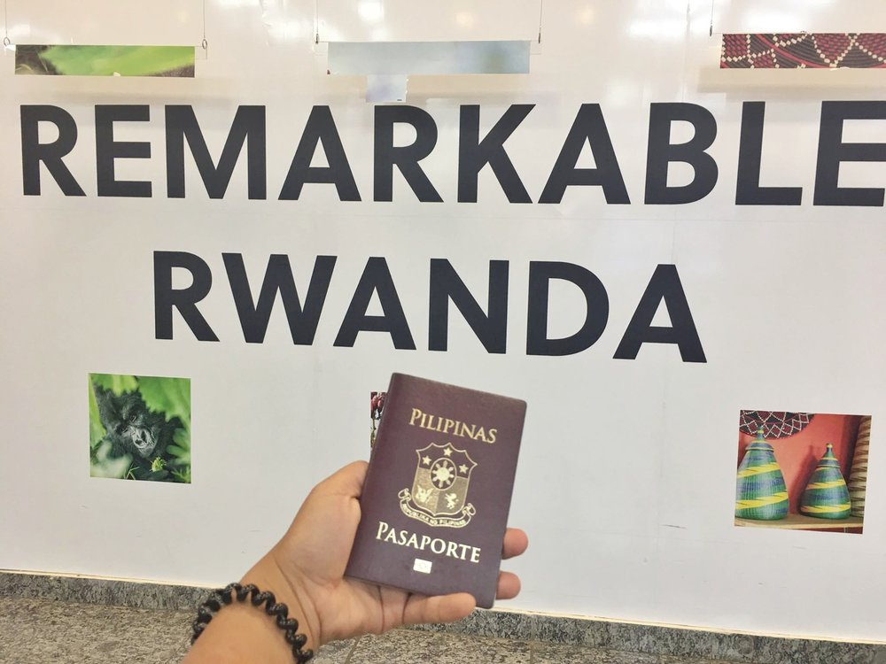 East Africa 3 Countries For 1 Tourist Visa For Filipino Passport