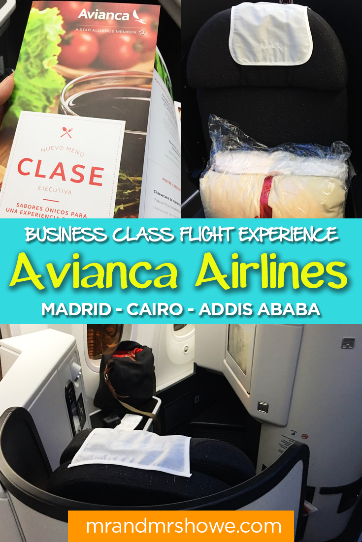 Avianca Airlines Business Class Experience from Bogota to Madrid1.png