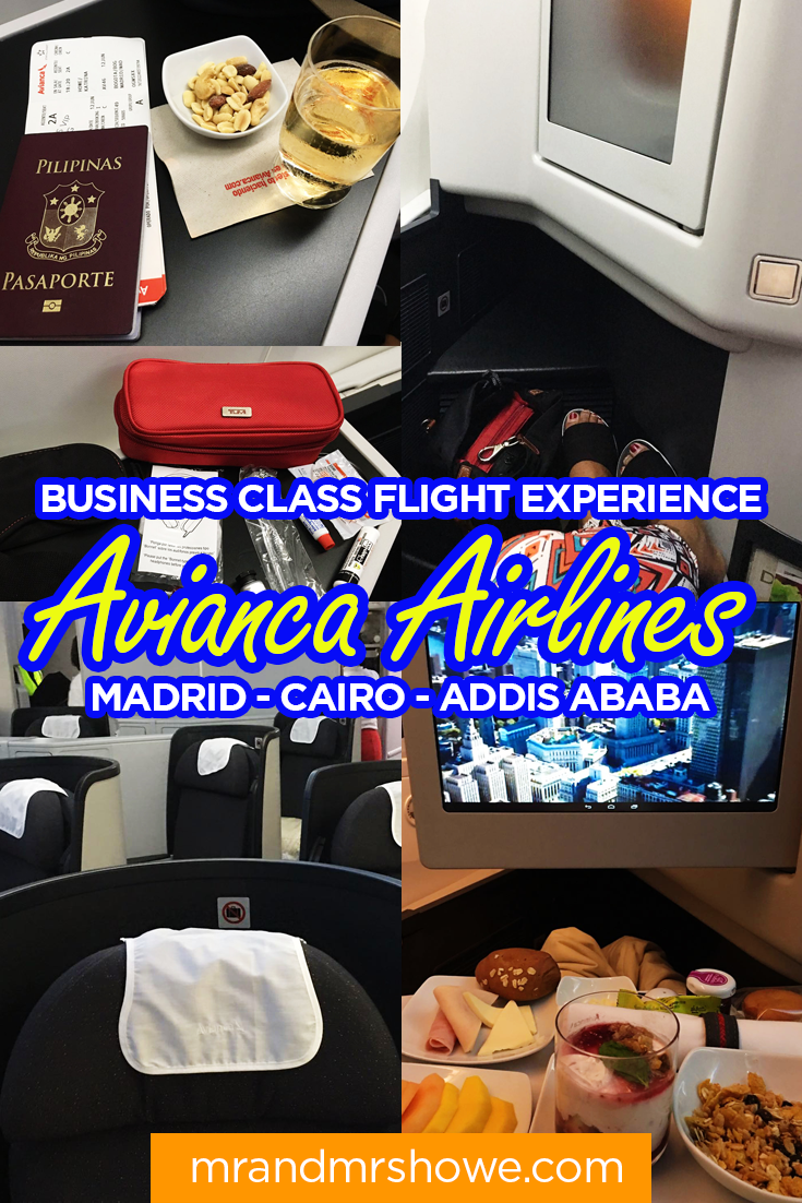 Avianca Airlines Business Class Experience from Bogota to Madrid2.png