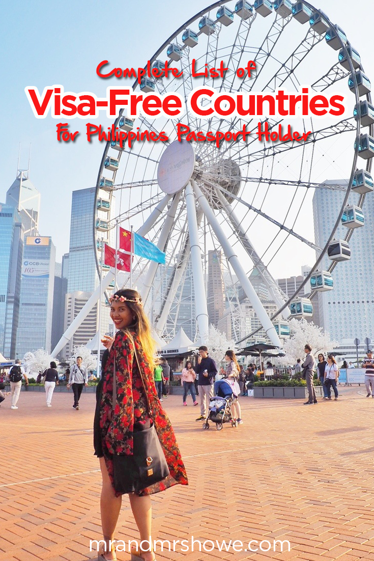 Complete List of Visa-Free Countries For Philippines Passport Holder (and Visa on Arrivals)1.png