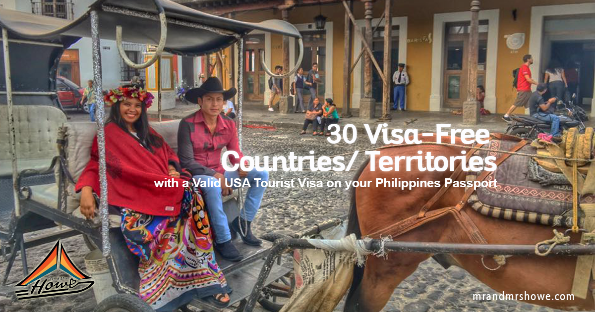 30 Countries That You Can Visit With Your Multiple Entry US Visa In