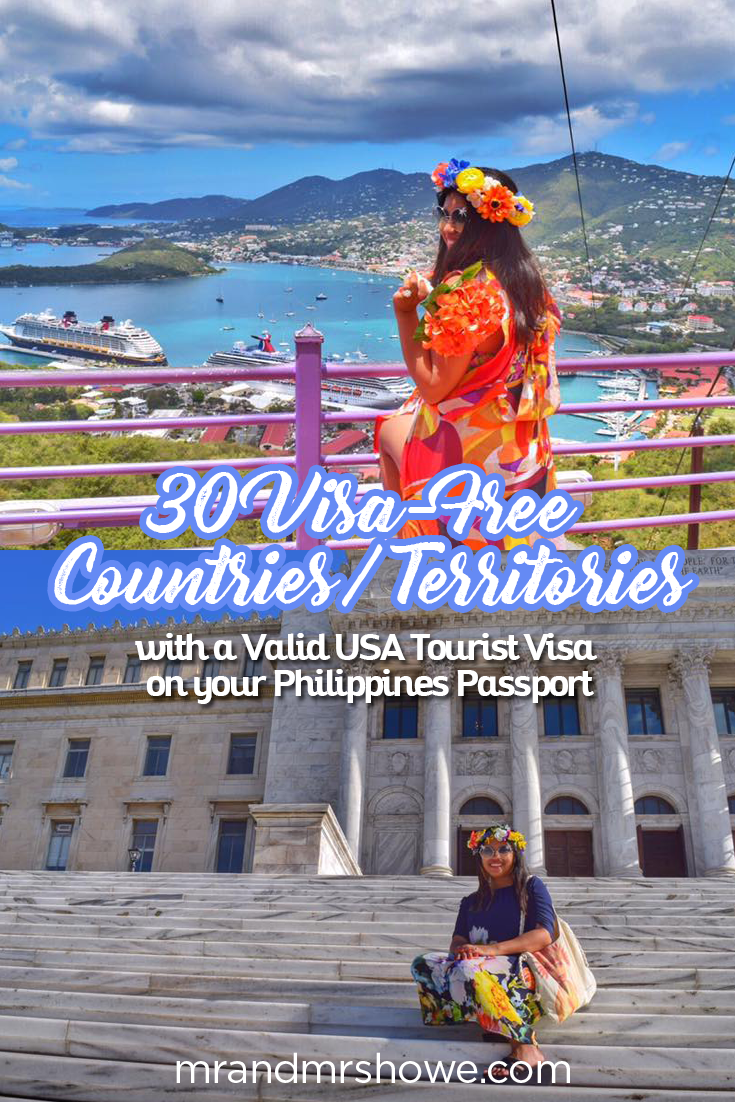 30 Visa-Free Countries Territories with a Valid USA Tourist Visa on your Philippines Passport1.png