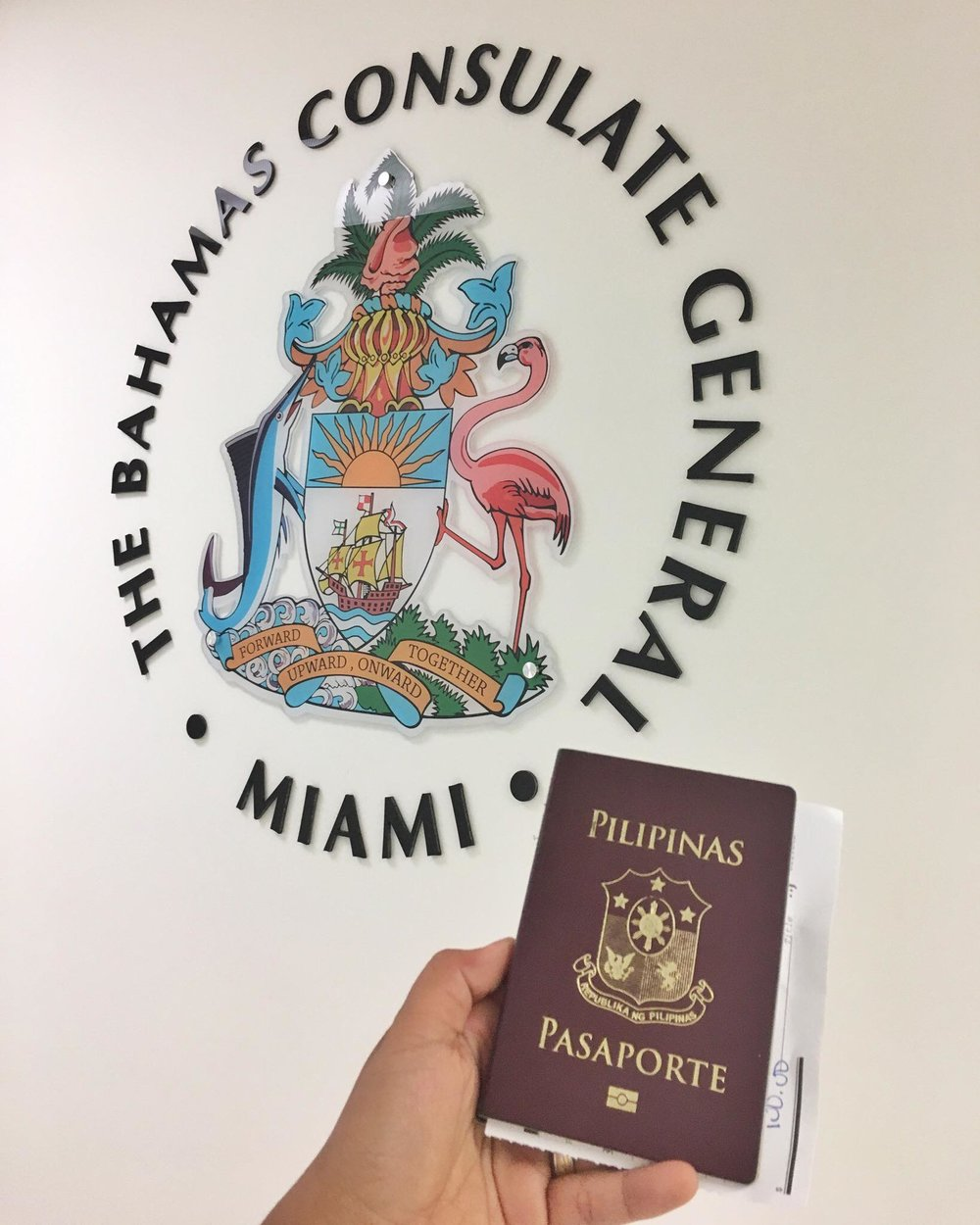 Getting My Bahamas Visa Experience in Miami, Florida (Toyota Sienna)