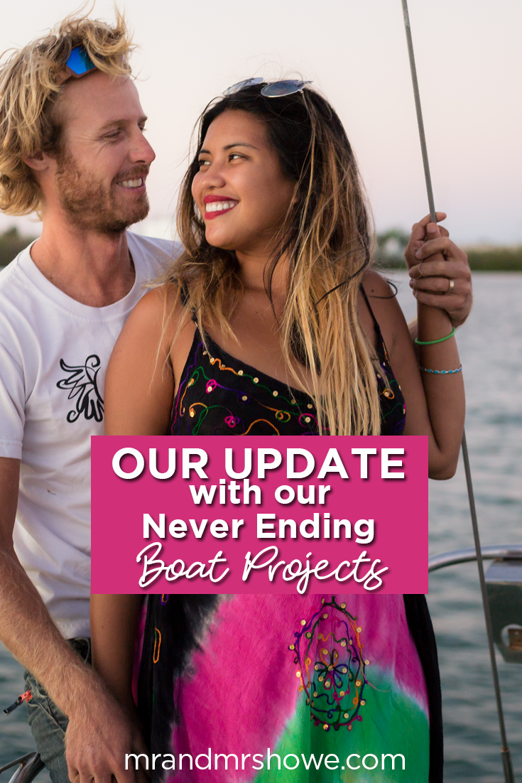 We're READY TO GO! Our Update with our Never Ending Boat Projects1.png