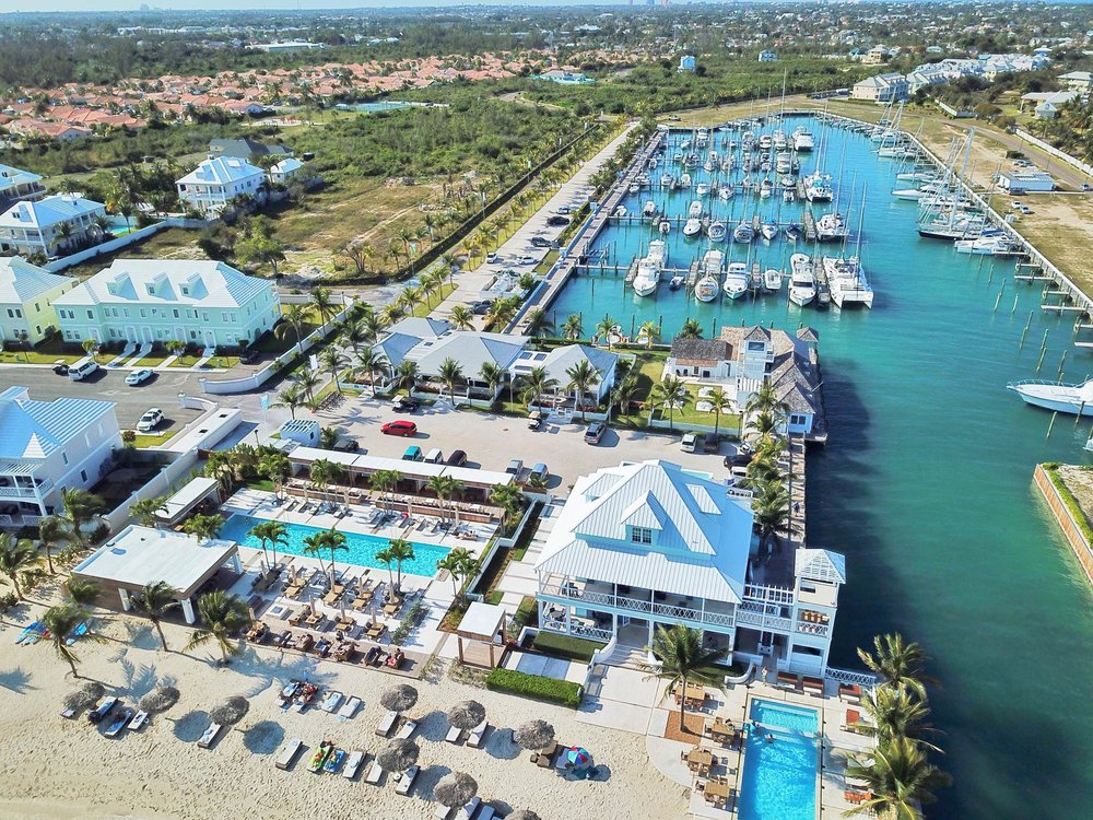 The Other Side Of Nassau: Stopping In Palm Cay Resort & Marina In New Providence Island