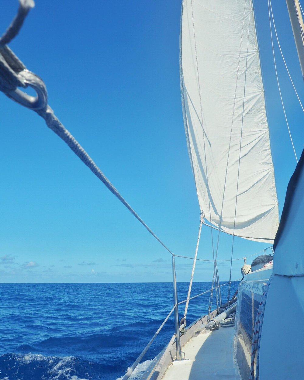 Captains Log 1 - Marathon to Bimini-1