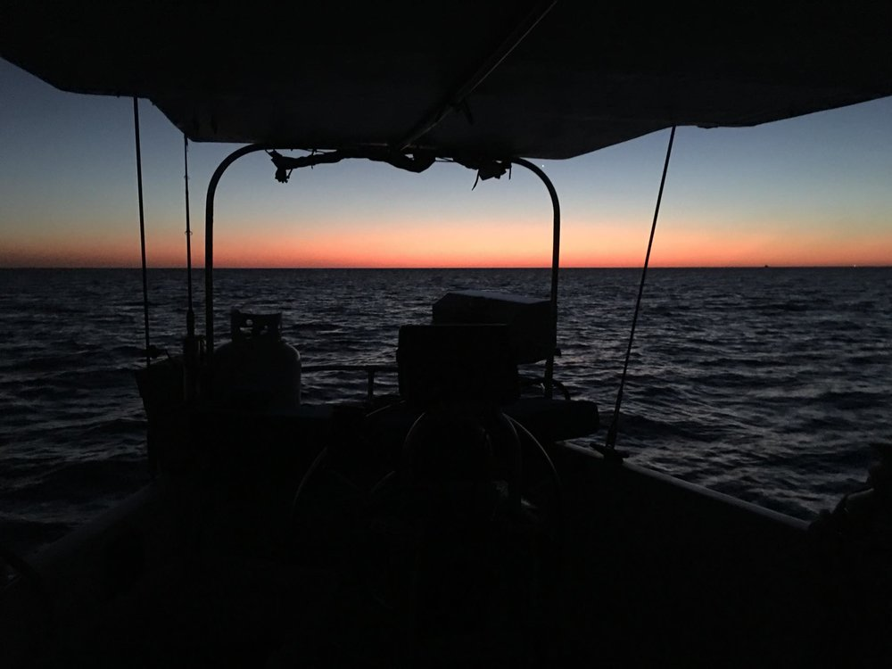 Day 18 and 19 of Sailing Life!