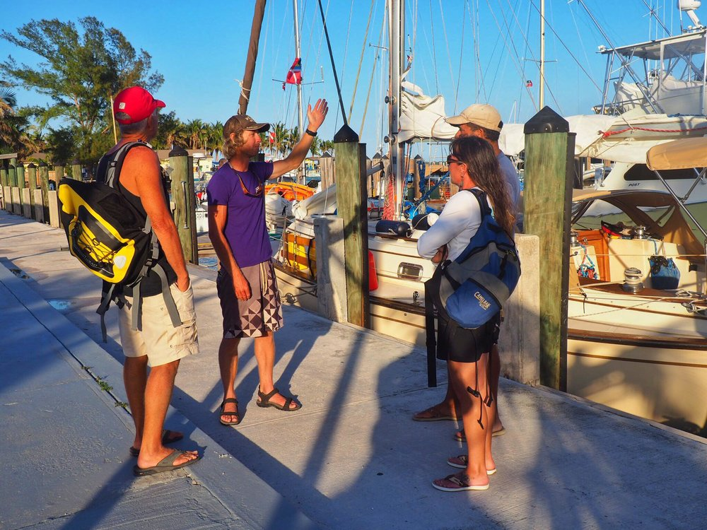 Sailing Life Day 4: Walking Around Bimini, Bahamas - Our First Stop on our Sailing Adventure
