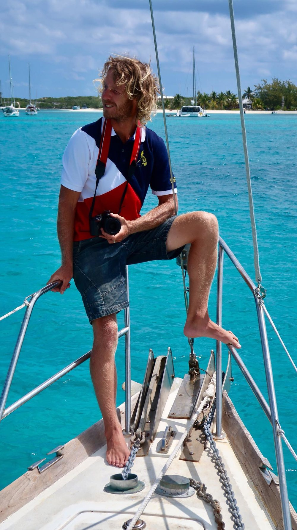 Sailing Life Day 30: Bahamas Photoshoot for a Magazine Feature
