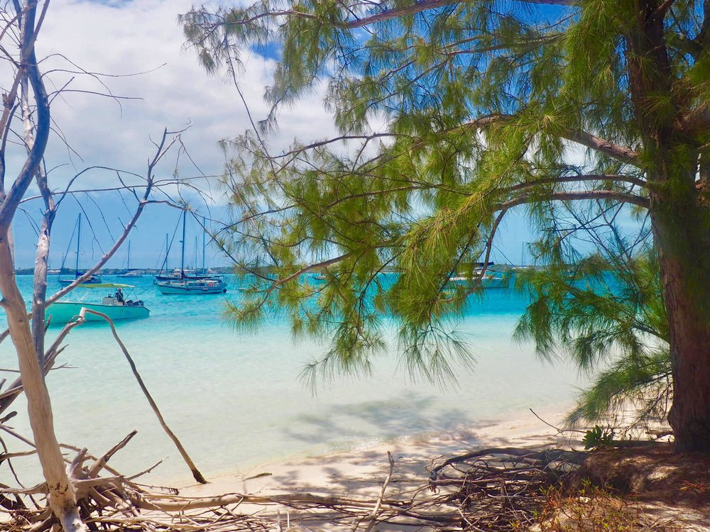Sailing Life Day 34: Good Friday in The Bahamas