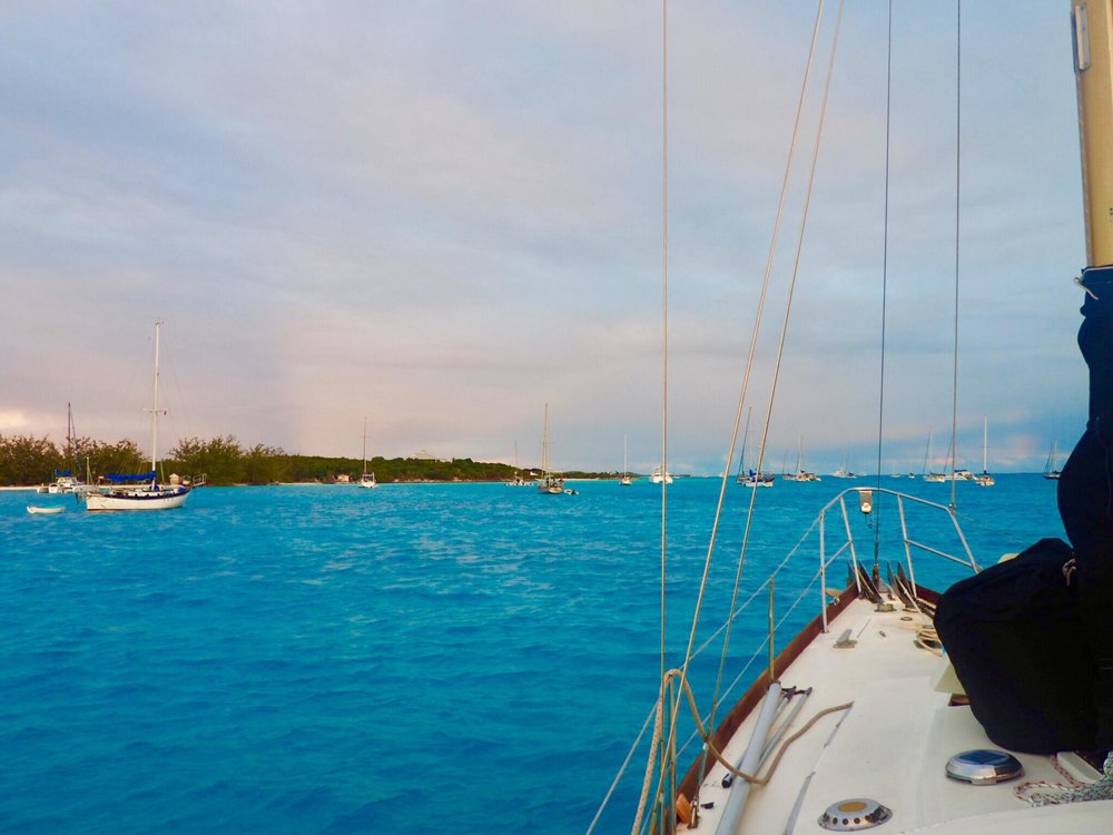 Sailing Life Day 35: Full Moon and Black Saturday in The Bahamas ⛵️