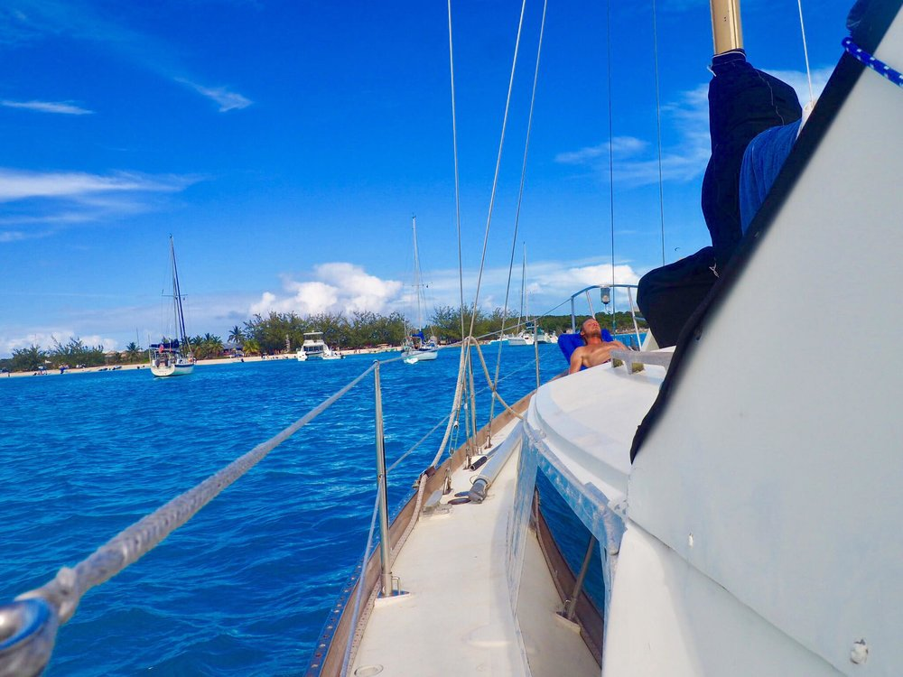 Sailing Life Day 37: Monday Back to Work!