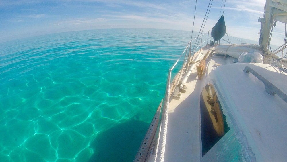 Sailing Life Day 42: Unexpected Plan of Crossing to Dominican Republic after an overnight and non-stop sail to our last Bahamaian Island- Mayaguana