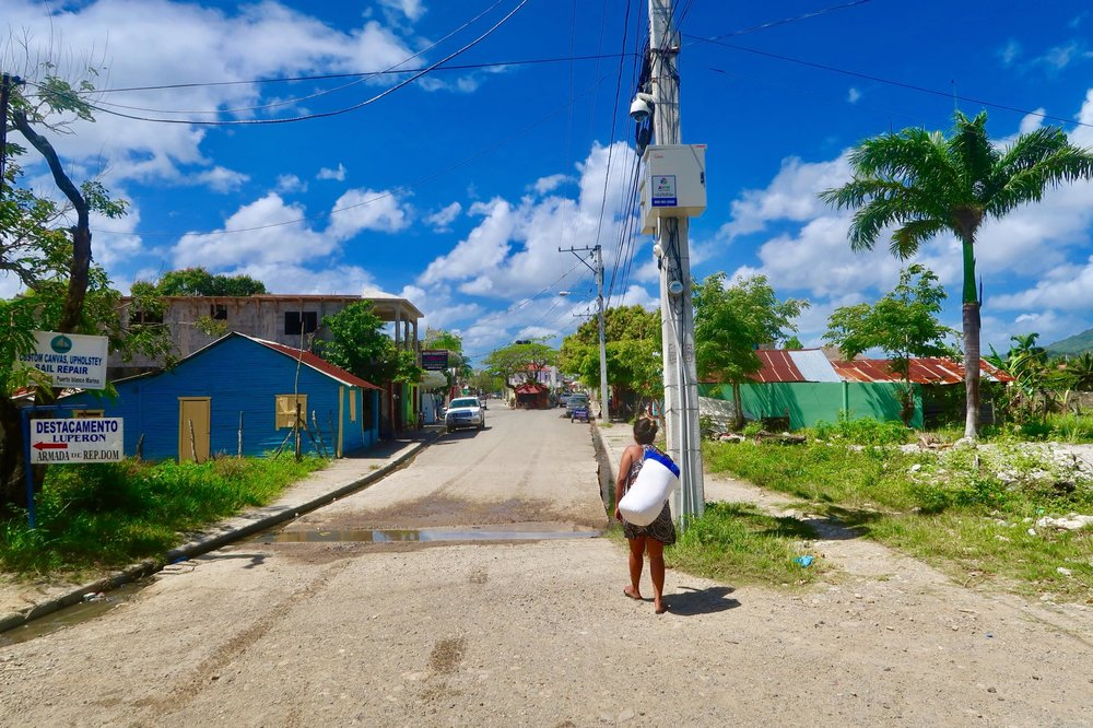 Sailing Life Day 49:  Walking around Luperon, Dominican Republic!
