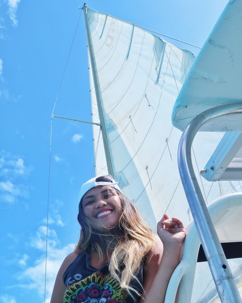 Sailing Life Day 16: Extended Days in Palm Cay Marina because of the Weather.
