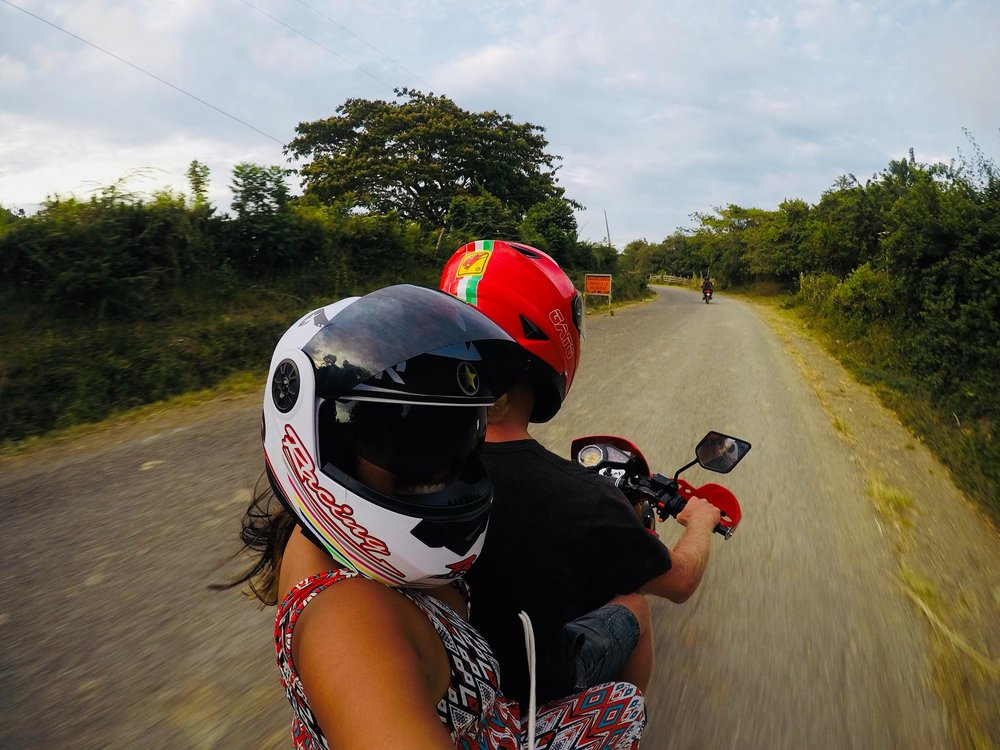 Liveaboard Life Day 92: Sunday Motorbike Trip and Mother's Day in Dominican Republic