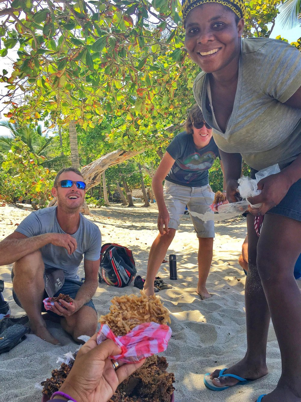 Liveaboard Life Day 114: Sunday Motorbike Trip to Playa Maimon, Puerto Playa