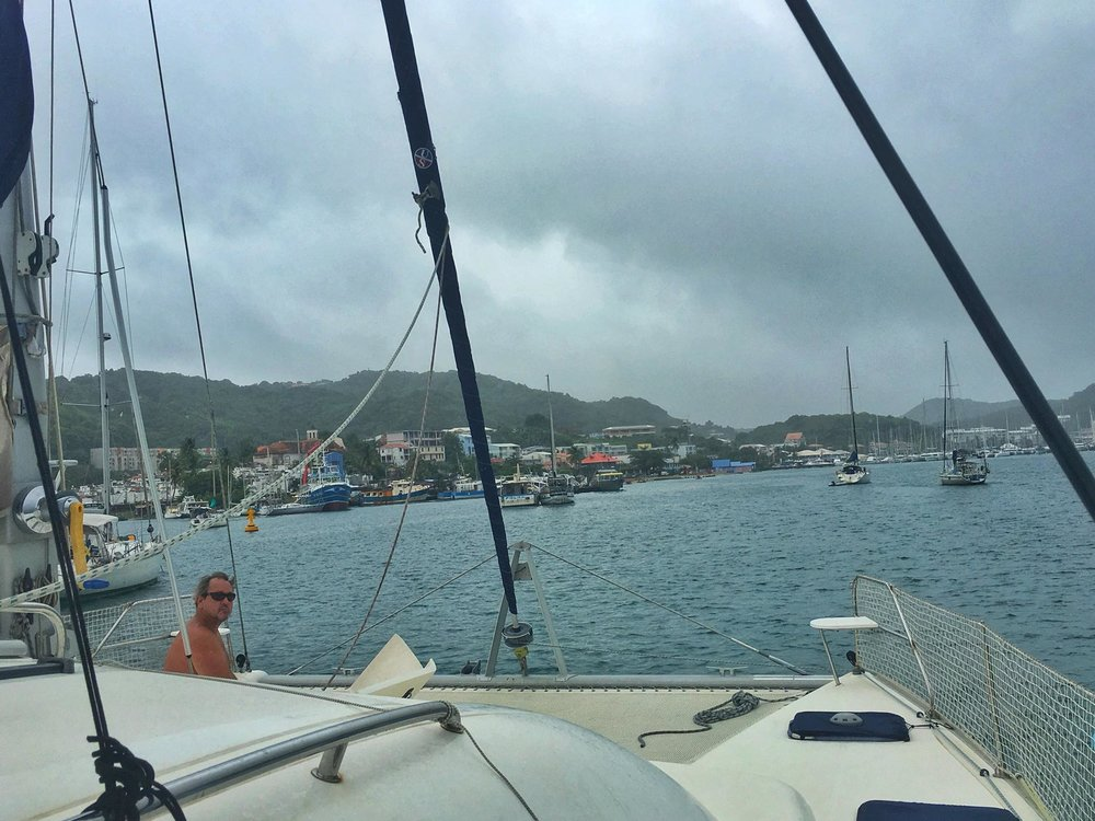 Surprise Trip: Crewing on a Leopard 46 Catamaran from Martinique to Rhode Island via Bermuda