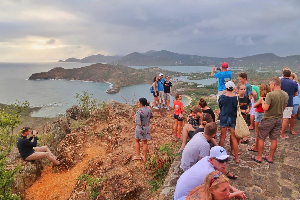 Kach Solo Sailing Adventures: July 1 to 5 in Antigua